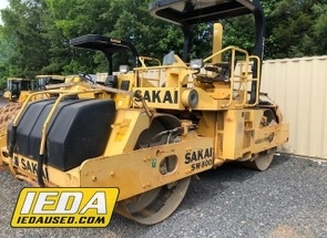 Used 2005 Sakai SW800 For Sale