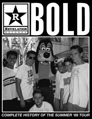 BOLD : Summer 89 Tour Complete History