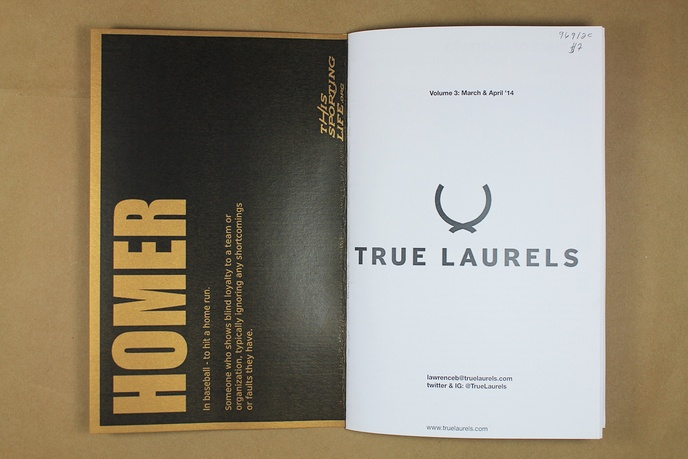 True Laurels, Vol. 3 thumbnail 2