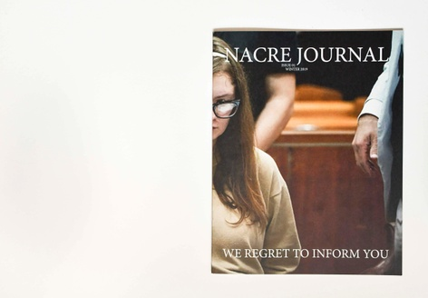 Nacre Journal Issue 1 Readings
