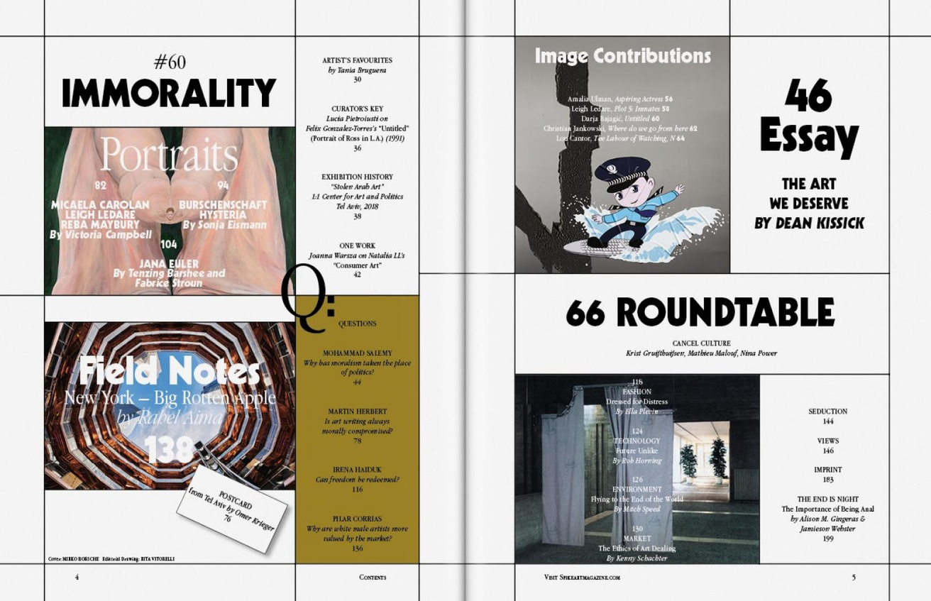 Spike Art Quarterly thumbnail 4