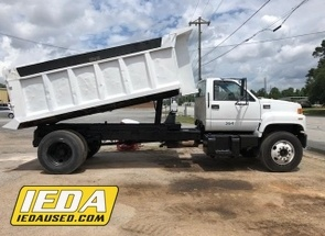 Used 2000 GMC 7500 For Sale