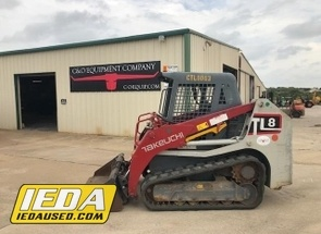 Used 2015 Takeuchi TL8 For Sale