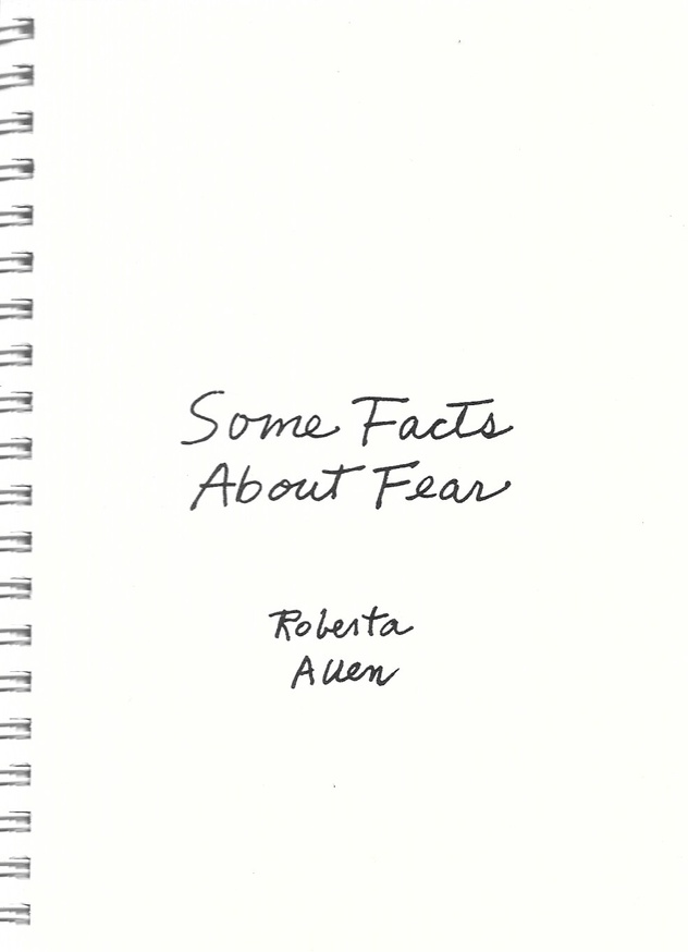 Some Facts About Fear