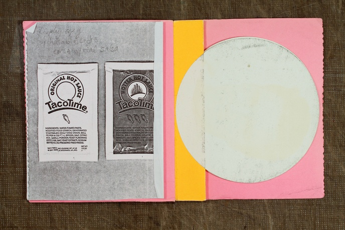 Tortillas : The (Glow In The Dark) Book of Miracles thumbnail 3