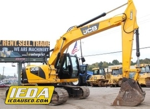Used 2012 JCB JZ235 LC For Sale