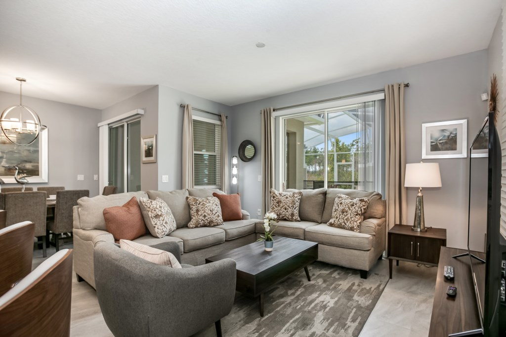Apartment MODERN TOWNHOUSE IN CHAMPIONSGATE ORLANDO  10 MINUTES FROM DISNEY photo 24719295