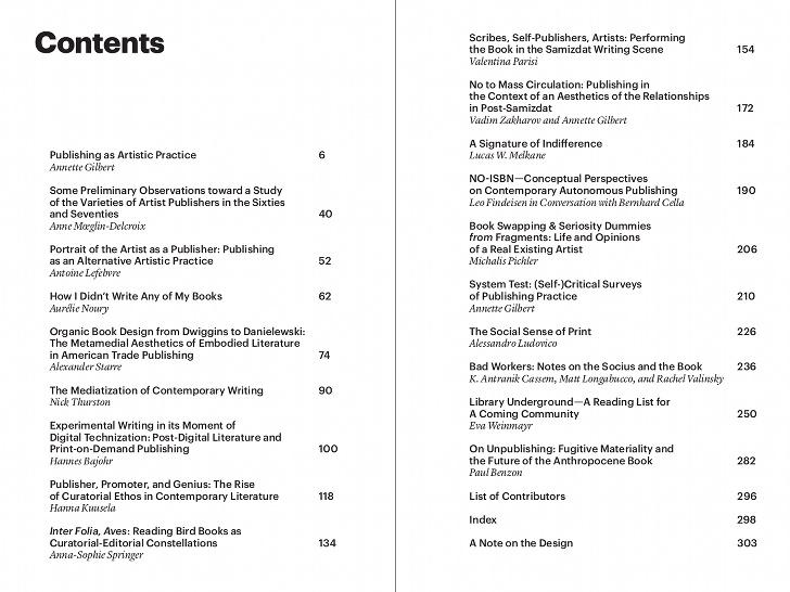 Publishing As Artistic Practice thumbnail 2