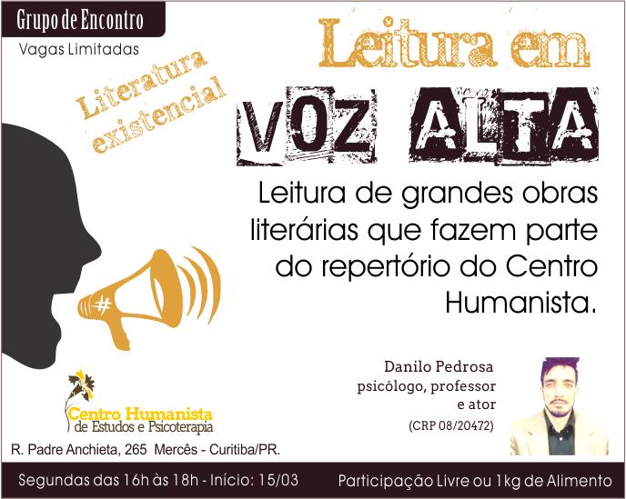 Grupo Leitura em Voz Alta - Curitiba