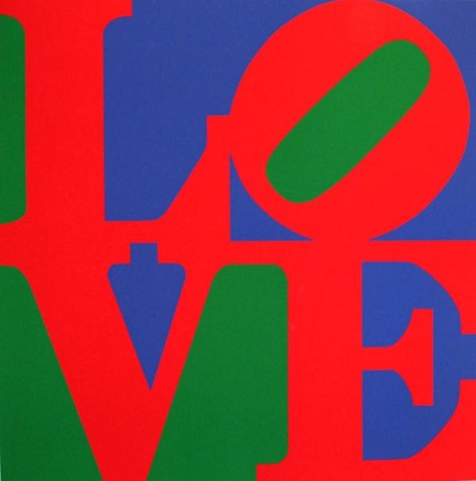 Love Greeting Card [Fotofolio Reprint]