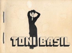 Toni Basil Flipbook