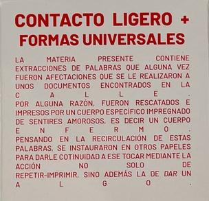 Formas Universales