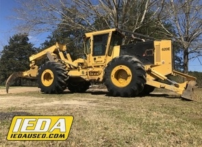 Used 2015 Tigercat 620E For Sale