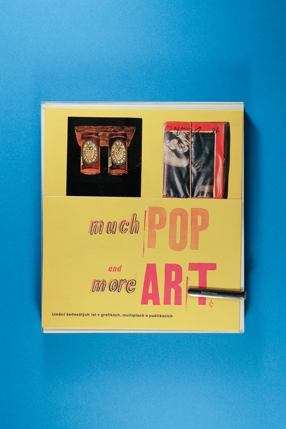 Much Pop More Art : Art of the 60's in Graphic Works, Multiples, and Publications thumbnail 3