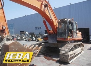 Used 2011 Doosan DX 520 LC For Sale