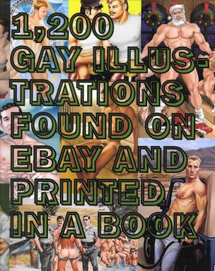 1,200 Gay Illustrations Found on eBay and Printed in a Book