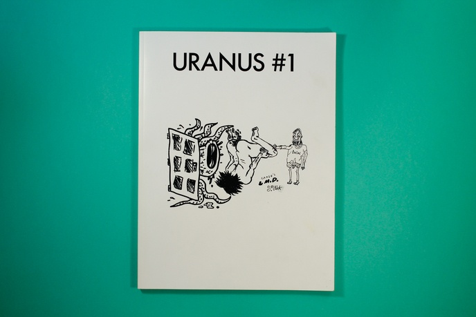 Uranus #1 thumbnail 4
