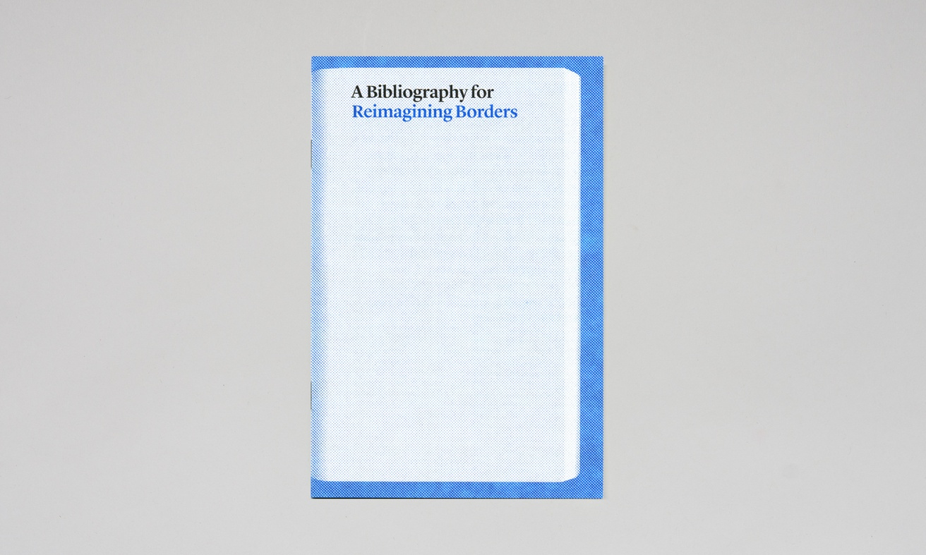 A Bibliography for Reimagining Borders [2 volume set]