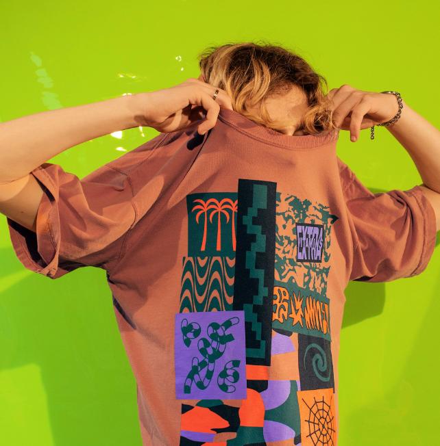 Palm Jam T-Shirt [Large] thumbnail 3