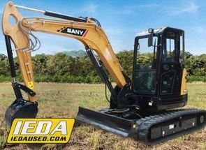 Used 2018 Sany SY50U For Sale