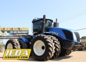 Used 2014 New Holland T9.615 For Sale