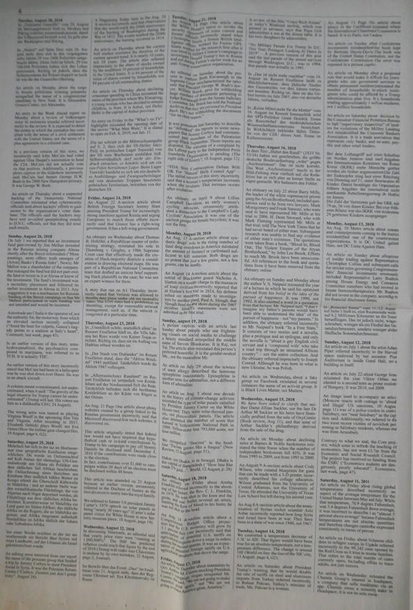 Corrections and Clarifications thumbnail 2