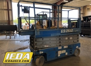 Used 2011 Genie GS2632 For Sale