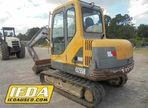 Used 2005 Volvo EC55B For Sale