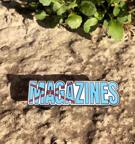 MAGAZINES PIN