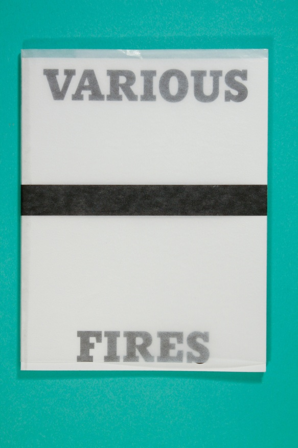 Various Fires : And Four Running Boys thumbnail 2