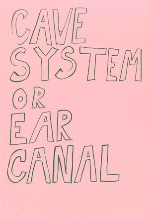 Cave System or Ear Canal