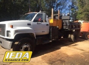 Used 2001 GMC 7500 For Sale