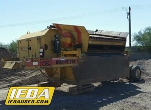 Used 2004 CEC BOX IT 710 For Sale