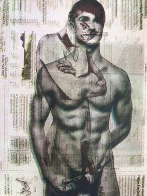 Untitled [Stock Boyz Remix Print 31]