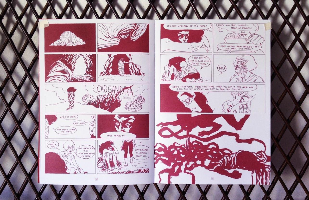 QCDA #2000: Comics for Wanderers thumbnail 4