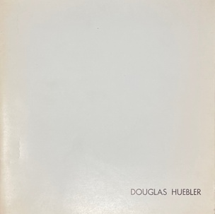 Douglas Huebler