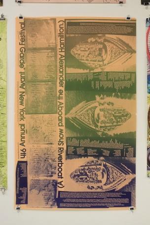 New York Avant-Garde Festival Posters: 1963-1980