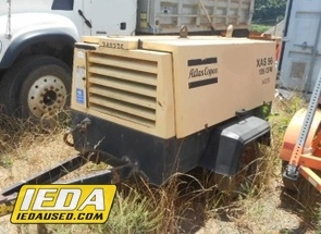 Used 2000 Atlas Copco XAS96 For Sale