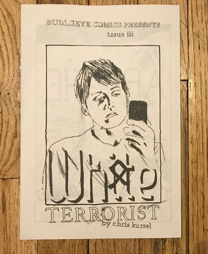 Bullseye Comics #3: White Terrorist
