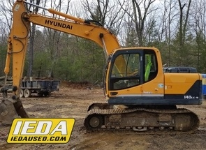 Used 2013 Hyundai ROBEX 140 LC-9 For Sale