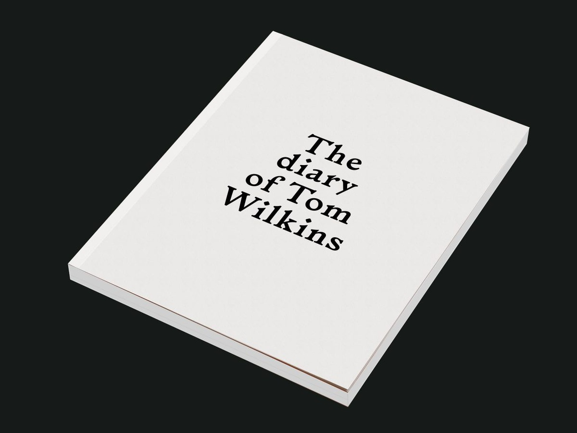 The Diary of Tom Wilkins