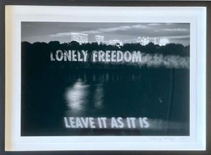 Lonely freedom, 2013