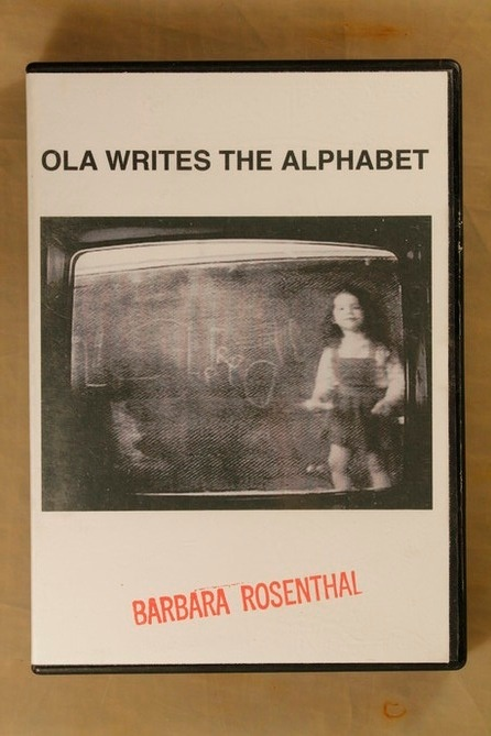 Ola Writes The Alphabet