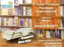 Formação em Psicologia Organizacional - 4 MÓDULOS