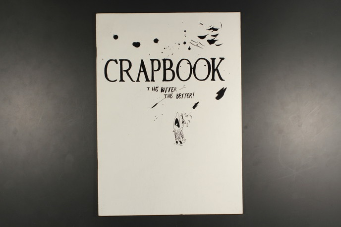 Crapbook : The Bitter the Better