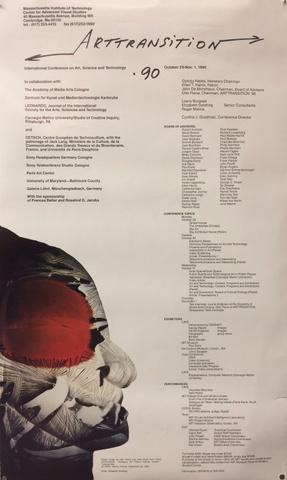 ARTTRANSITION : International Conference on Art, Science, and Technology Oct. 29 - Nov. 1, 1990