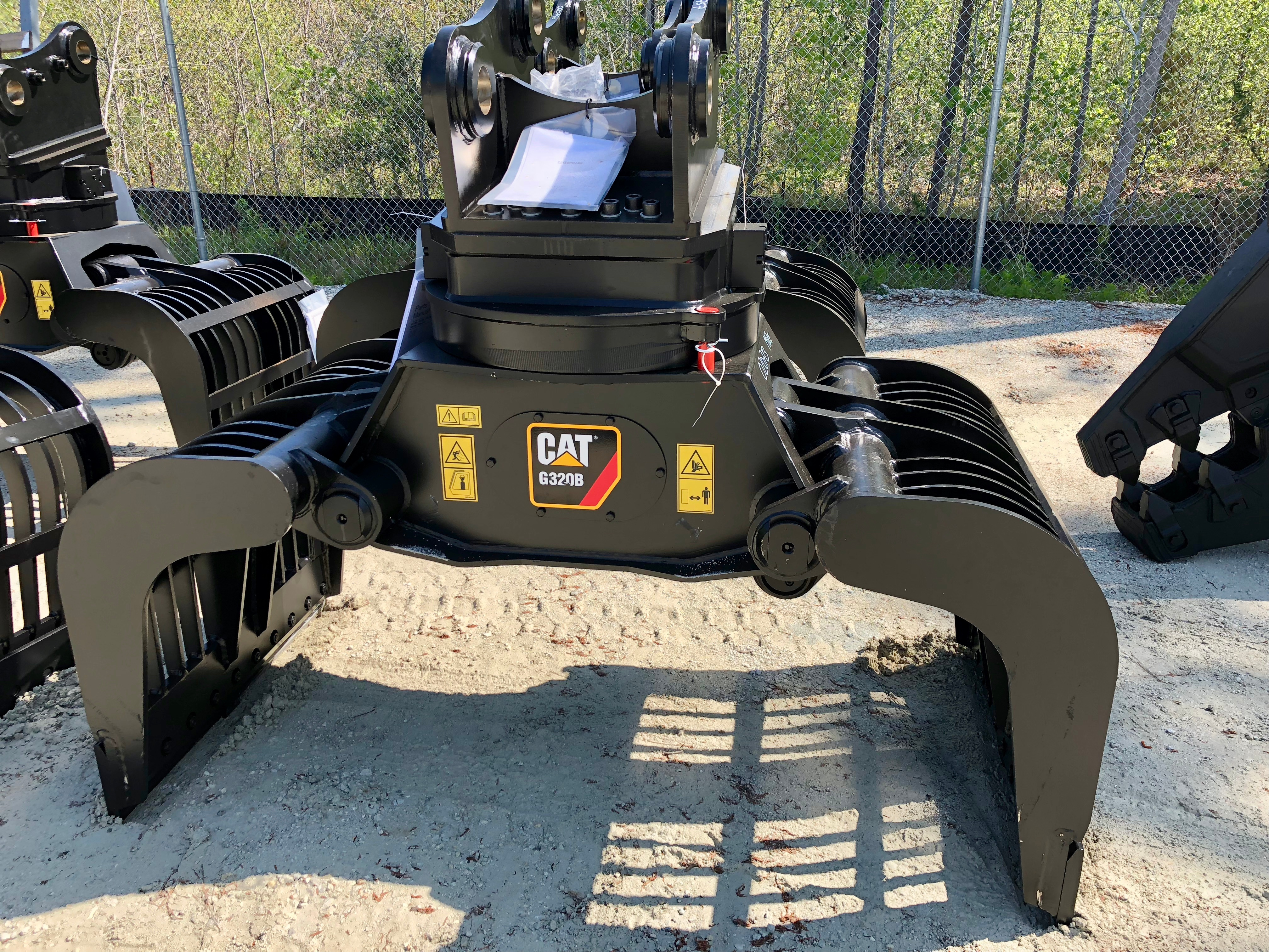 Used 2018 Caterpillar G320B For Sale
