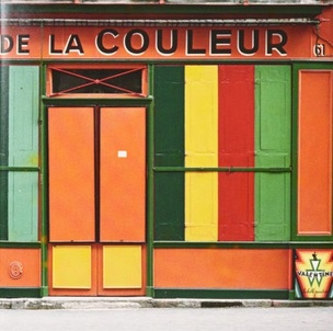 Paris Colours: Gerard Ifert Ektachromes 1953-1954