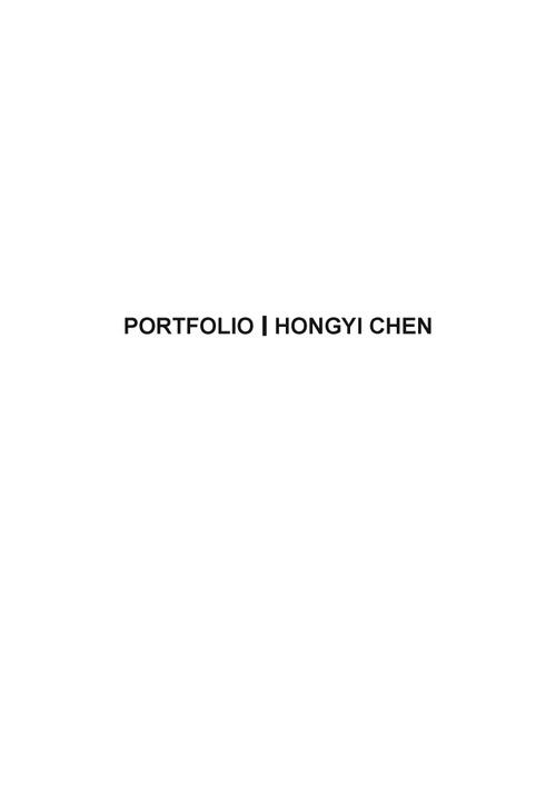 AAD ChenHongyi SP20 Portfolio CT4.pdf_P1_cover.jpg