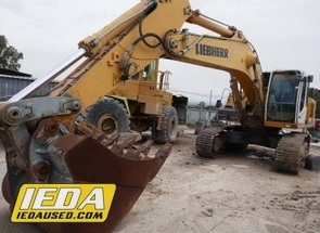 Used 2007 Liebherr R 944 C HD SL For Sale